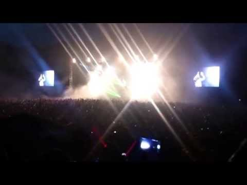 David Guetta Tallinn live 13.06.2014