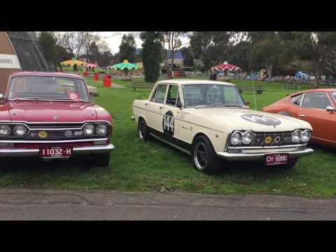 NISSAN Datsun Sports Owners Club Winter Special