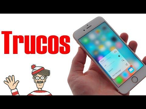 TRUCOS OCULTOS: iPHONE