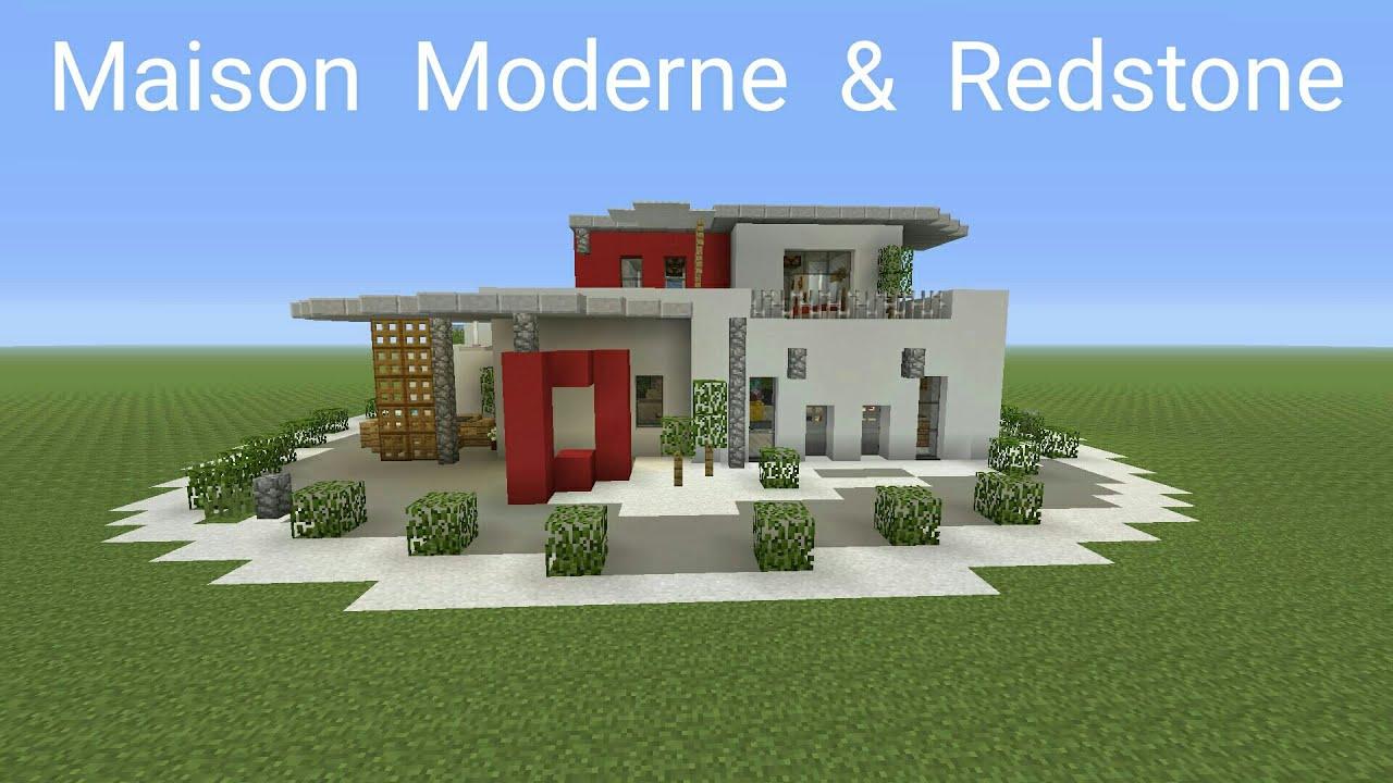 Minecraft Maison Moderne & Redstone PS4 (PS3/XBOX360/XBOXONE/PC ...
