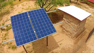 Solar Panel System Cost & Install | Another Step towards Self Sufficiency Off-Grid Living :)