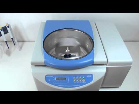LMC-4200R, Laboratory Bench-top Centrifuge with Refrigeration