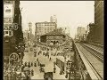 New York City for the late 1800s and early 1900s.