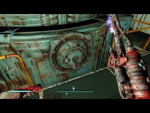 Fallout 4 - Yangtze Inserting Nuclear Material First