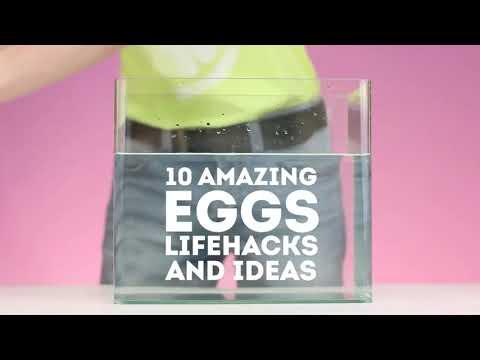 10 amazing egg life hacks and edible tricks
