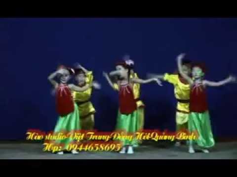 Mua Tap tam vong _Thieu nhi_Tay Thanh_Nam Trach_Bo Trach_Quang Binh_Hao Viet Trung