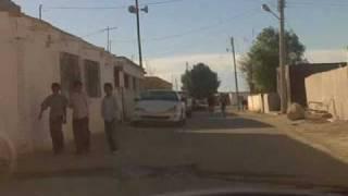 De paseo en el Ejido Finisterre, Coahuila.