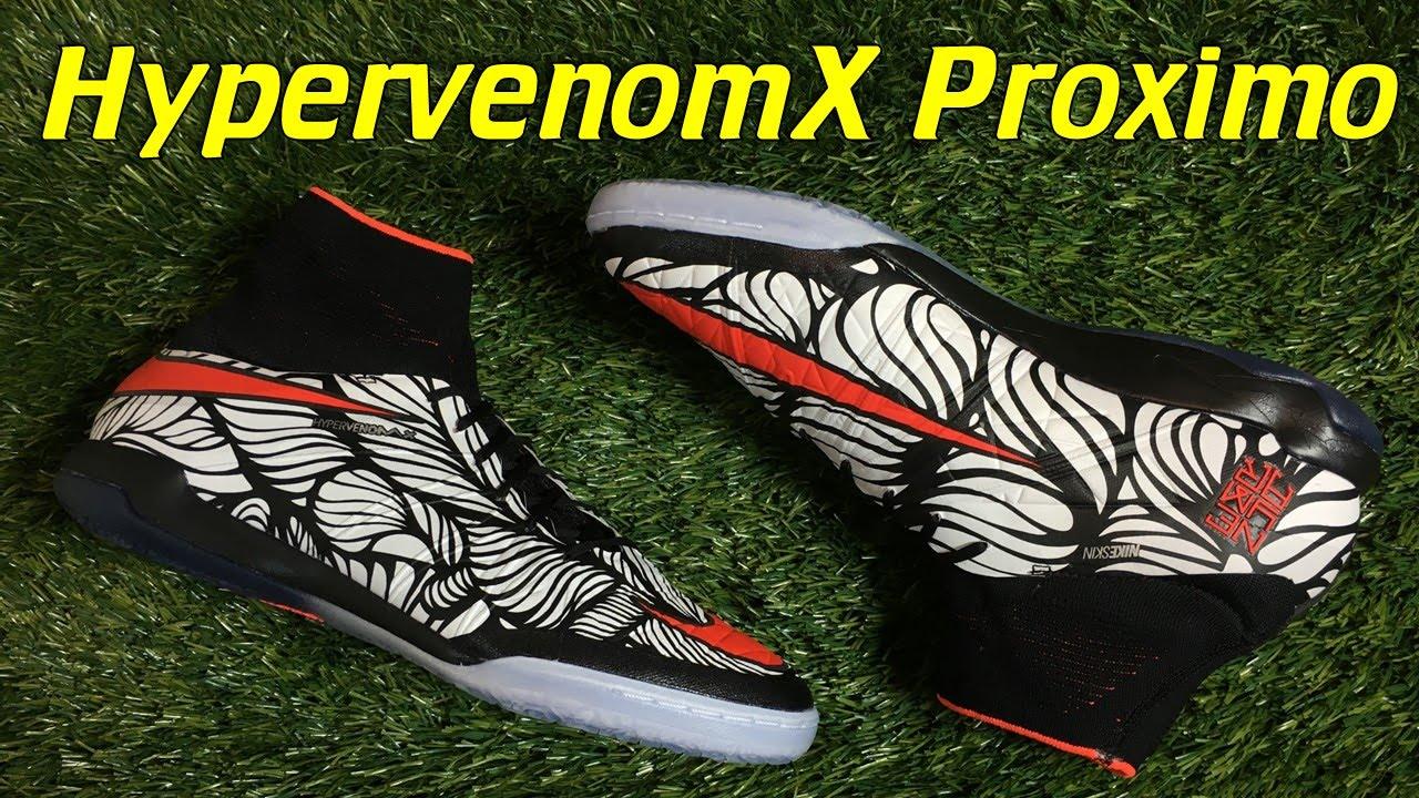 dac08928d7a Neymar Nike HypervenomX Proximo Indoor