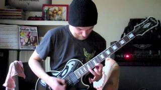Killswitch Engage - Never Again - Solo Cover