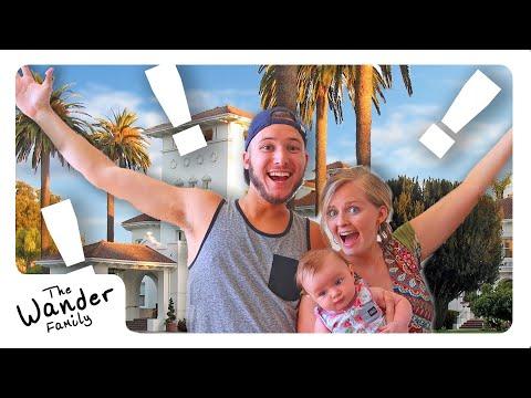 CALIFORNIA HOUSE HUNTING!!