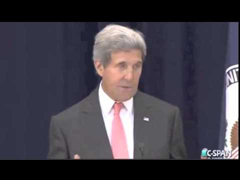 JOHN KERRY: THE BIBLE COMMANDS AMERICA TO PROTECT MUSLIMS FROM GLOBAL WARMING