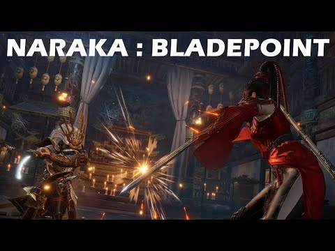NARAKA : Bladepoint - La Chine veut faire Top 1