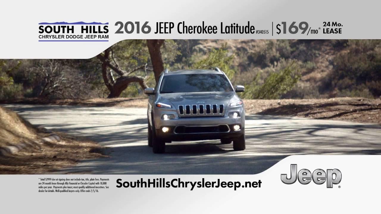 Superb South Hills Jeep June 2016