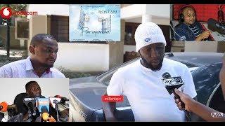 ROSTAM WAITWA BASATA/ KUFUNGIWA WIMBO WAO 'PARAPANDA'