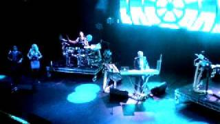 "Howard Jones ""hunt the self"" 6Nov 2010 O2Indigo"