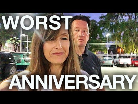 WORST Anniversary EVER! Family Living Abroad