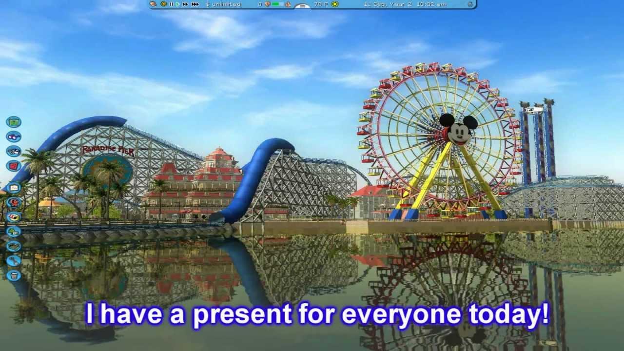 Paradise Pier RCT3 ~Park Download~