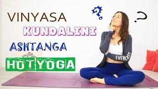 Стили йоги: Виньяса, Айенгар, Кундалини, Аштанга, Инь, Хот что все это? | chilelavida