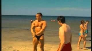 Frederik - musklimees rannal