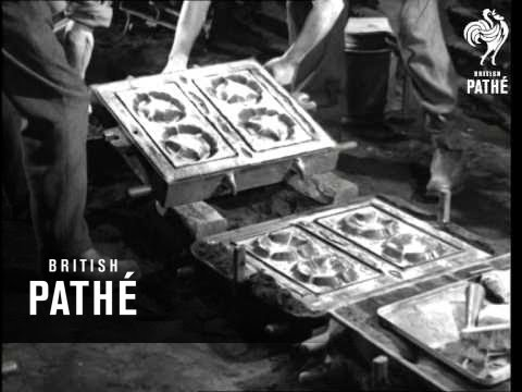 Casting In Iron (1940-1949)