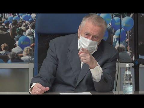 НИЧЕГО У ЭРДОГАНА НЕ ПОЛУЧИТСЯ! Жириновский провел встречу с делегацией из Армении