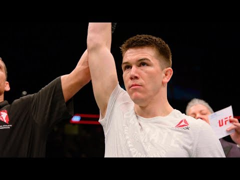 Fight Night Calgary: Alexander Hernandez vs Olivier Aubin-Mercier - Jimmy Smith Preview