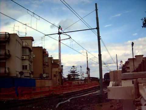 Trinacria Express Palermo - Aeroporto Falcone Borsellino.AVI