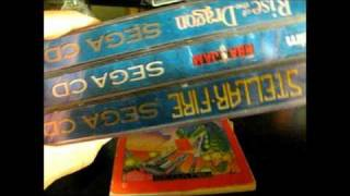 More Goodwill & Flea Market pickups Sega Genesis X-Band Sega CD & NES Games