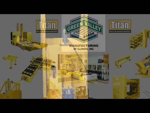 Green Valley Manufacturing 2016 Product Slideshow