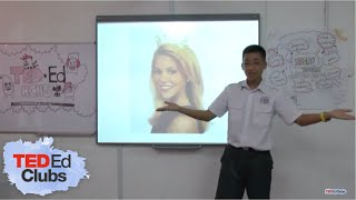 Beauty is in the eye of the beholder | Ryan Ng  | Han Chiang High School