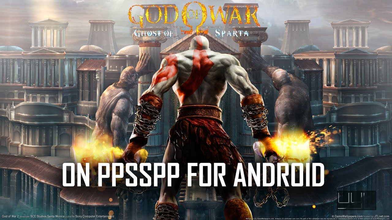 god of war android ppsspp settings