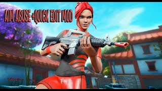 FORTNITE STRIKE PACK FPS DOMINATOR AIM ABUSE AND QUICK EDIT MOD IN ARENA (PS4, XBOX ONE)