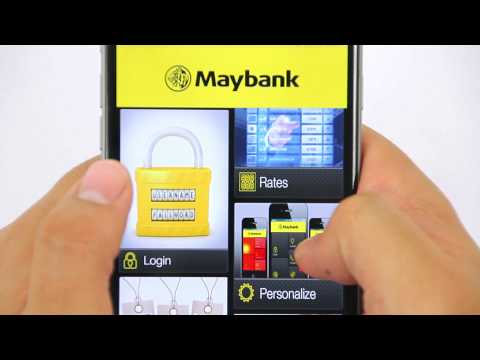 Download the Maybank PH Mobile App Now!