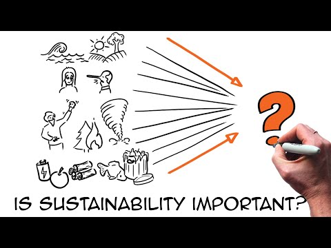 Sustainability Challenge Explained