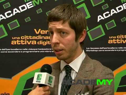 Marcello Presicci, Io Reporter -- Sky TG24, ad Academy
