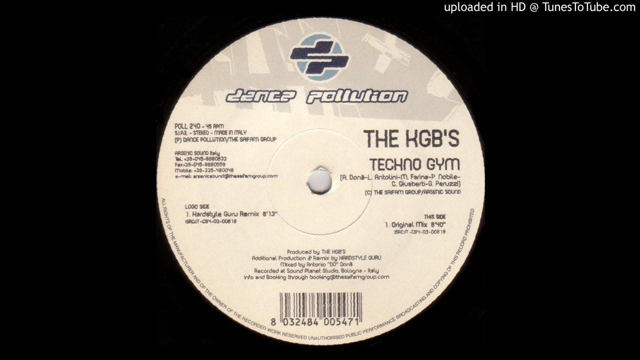 technogym hardstyle guru remix
