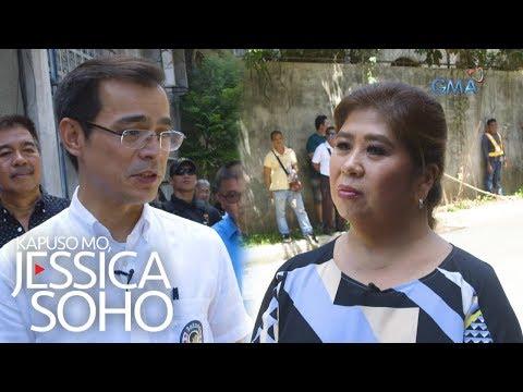 Kapuso Mo, Jessica Soho: Jessica Soho 1 on 1 kay Yorme Isko Moreno