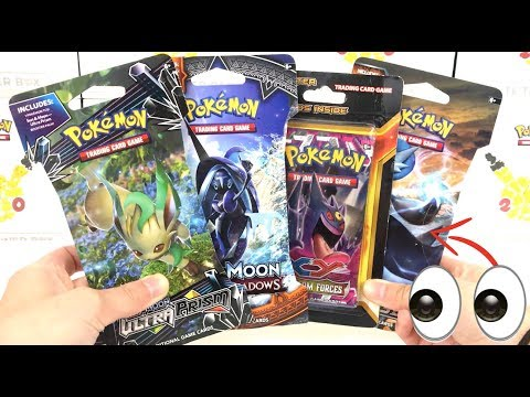 DID WE HIT GOLD? - POKEMON BOOSTER PACKS OPENING