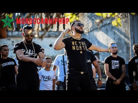 TOP 5 Moroccan Rap Music Video of August 2018 I Hip Hop Morocco