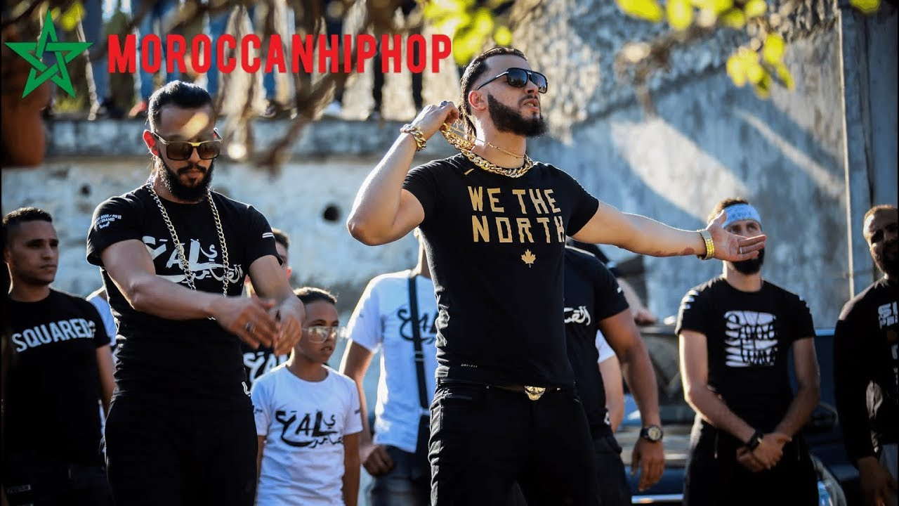 Top 5 Moroccan Rap Music Video Of August 2018 I Hip Hop Morocco Youtube