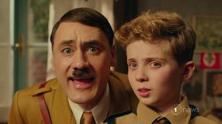Taika Waititi's anti-hate Nazi satire up for some big gongs at Oscars