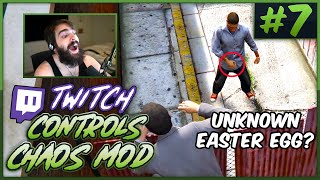 Twitch Controls GTA V Chaos! (Chat Randomly Mods The Game) #7