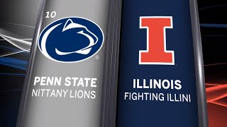 Penn State at Illinois: Week 4 Preview | Big Ten Football