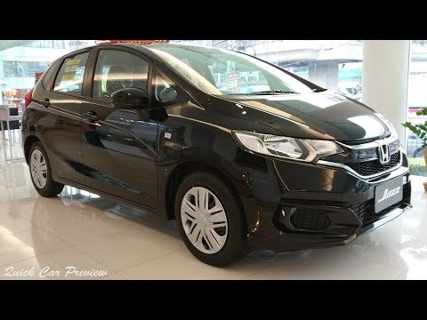 Quick Preview : 2019 Honda Jazz 1.5 S CVT