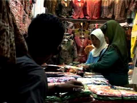 Pasar Klewer  Central Java / Indonesia Tourism  Guide