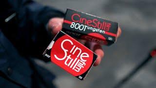 Cinestill 800T Review at Night