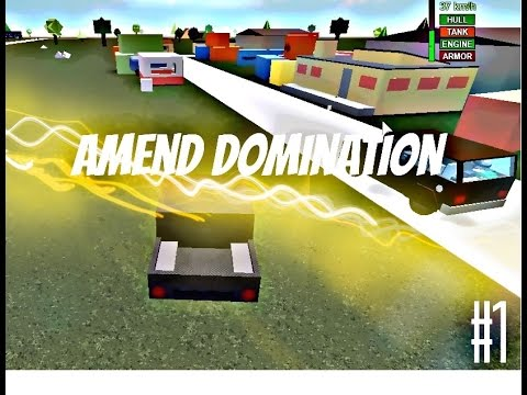 AMEND DOMINATION! - Apocalypse Rising: Amend | Episode 1