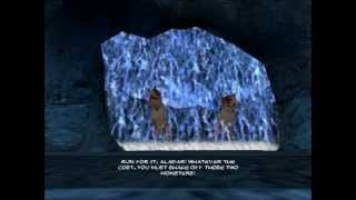 Disney Dinosaur PC game walkthrough - Mission 9