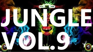 DRUM AND BASS MIX - REGGAE RAGGA JUNGLE {VOL.9} (by faXcooL)