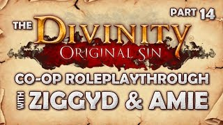 The Divinity: Original Sin Co-op Roleplaythrough - Part 14 - Pinchy? Pinchy? PINCHY?!
